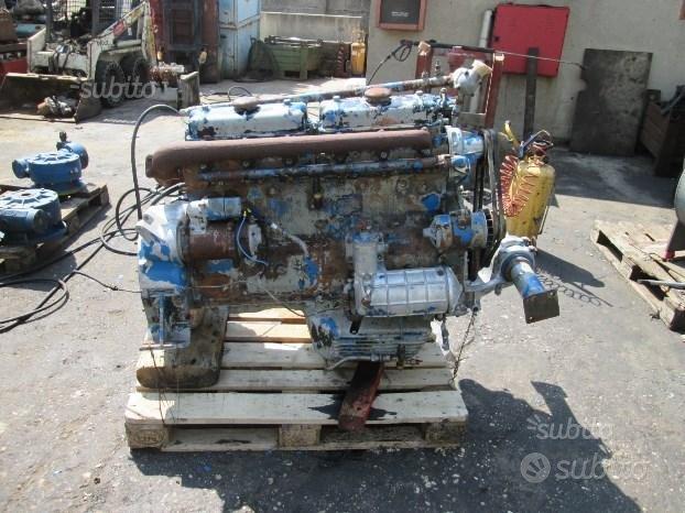Motore fiat 642