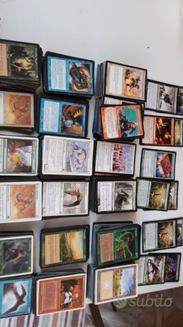 1200 Carte Magic the Gathering