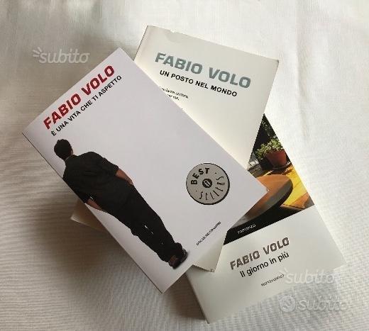 Fabio Volo diversi libri