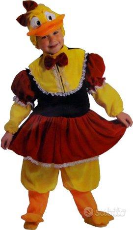 Maschera costume Carnevale Halloween paperotta