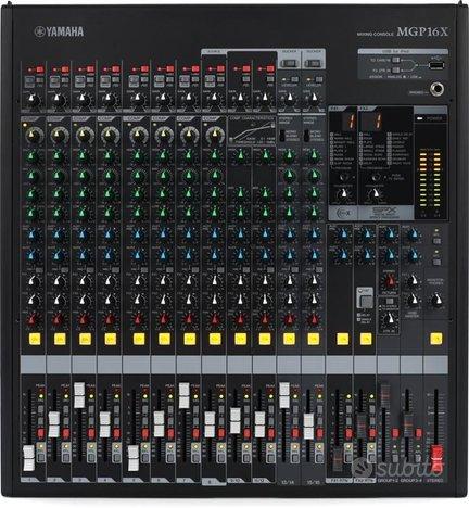 Mixer Analogico Yamaha MGP16X