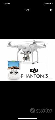 DJI PHANTOM 3 ADV. full optional