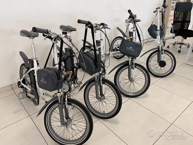 Bici elettrica Genio a pedalata assistita