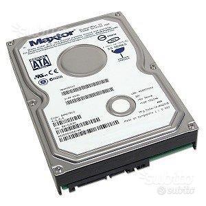 Stock hard disk
