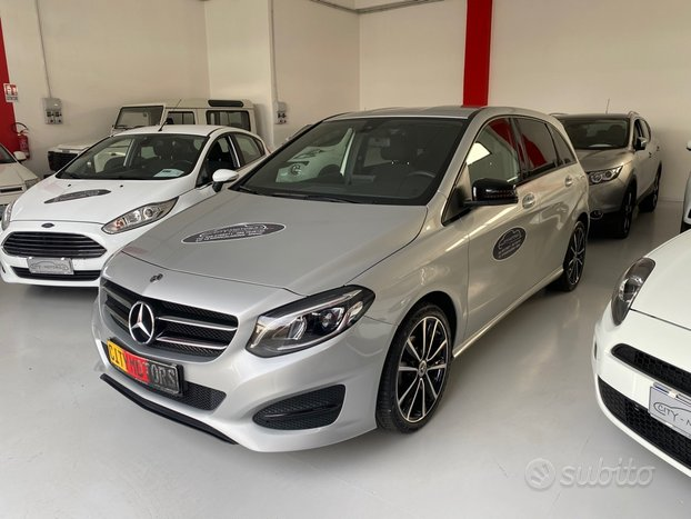 Mercedes-Benz B 180 d Sport Night Edition