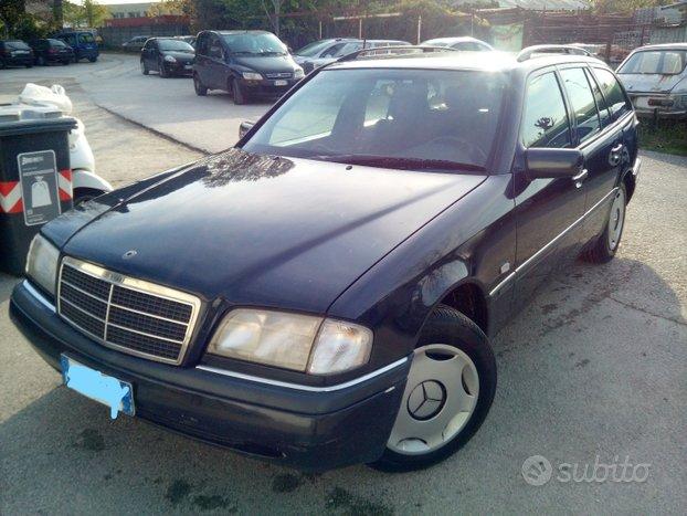 Mercedes c180 sw 1997