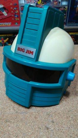 Big Jim casco casque electronique cod.579