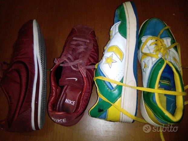 Nike Cortez e Converse Brasil nr 45