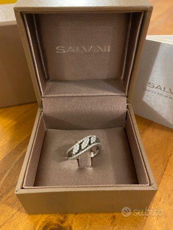 Anello SALVINI con diamanti