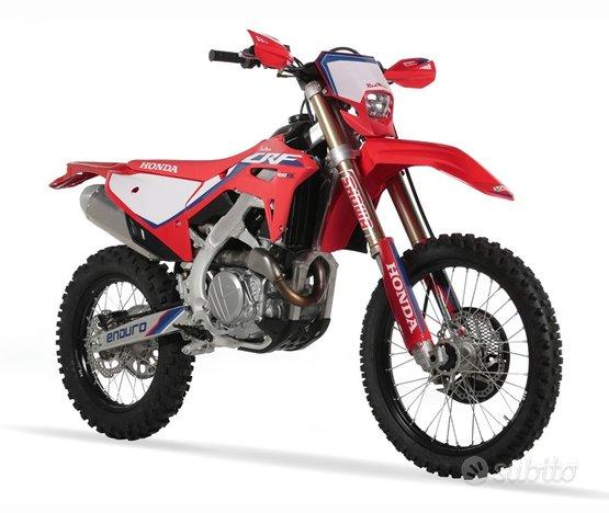 Honda Ufficiale Red Moto CRF 400 RX Enduro 2021