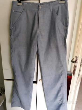 Pantaloni firmati