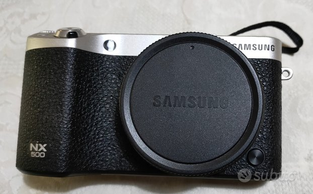Fotocamera Samsung NX 500