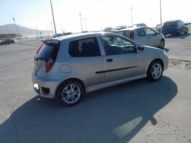 Ricambi x Fiat punto 1.3mtj Sporting hgt Speed
