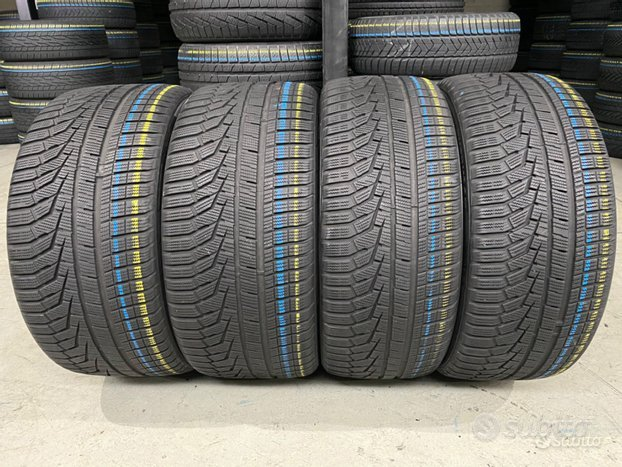 4 Gomme 295/35 R21 e 265/40 R21 Hankook 80% res