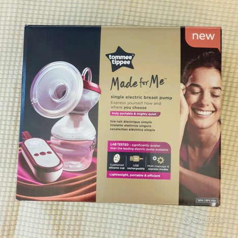 Tiralatte elettrico Tommee Tippee, nuovo
