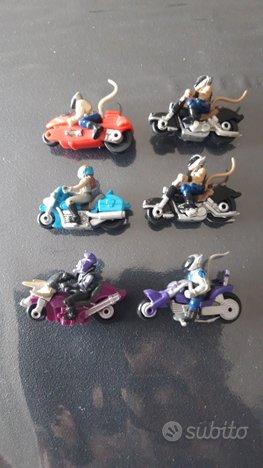 Giocattoli vintage anni 80/90 Biker mice