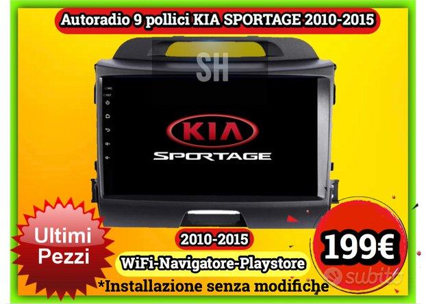 Autoradio GPS 9 pollici KIA SPORTAGE 2010-2015