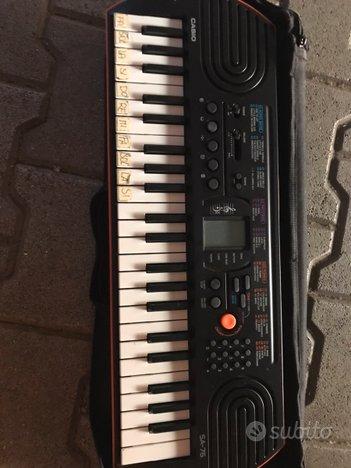 Tastiera/Pianola CASIO SA-76
