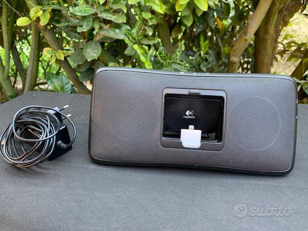 Cassa portatile Logitech S315i per iPhone