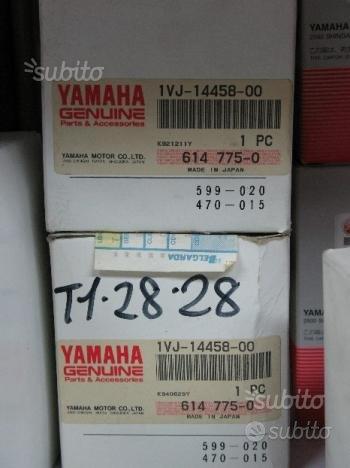 Guida filtro aria xt 600 z 86 / 87