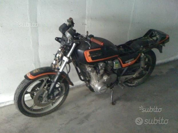 Ricambi Suzuki GS 500/550 E anni 80