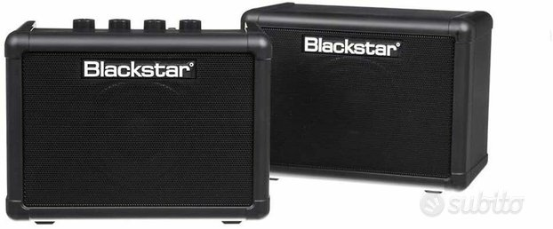 Blackstar Fly Stereo PACK Mini 2 amplificatore