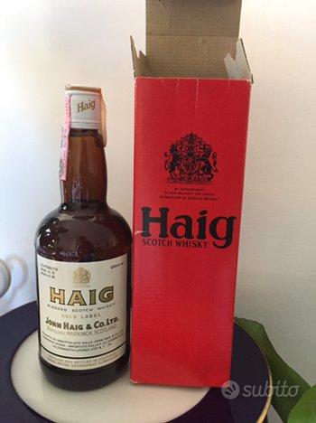 HAIG Blended Scotch Whisky Gold Label