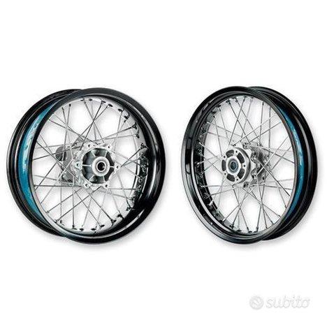 Set Cerchi A raggi Ducati Scrambler 96380091b