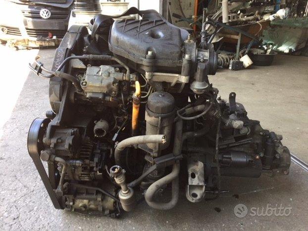 Motore cambio Seat Ibiza 2000 1900cc D. asp. AGP