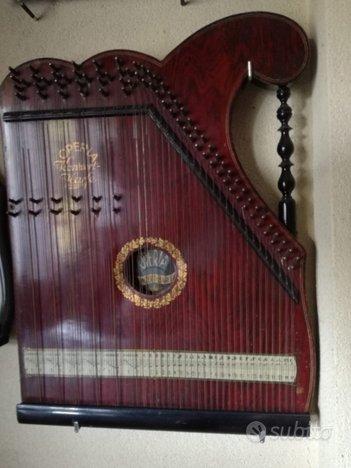 Strumenti musicali vintage Arpa da Concerto