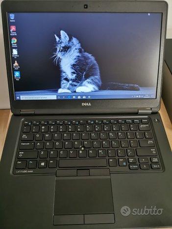 Portatile Notebook Dell E5450 i5 4Gb Ram, 500Gb