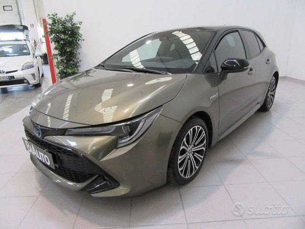 Toyota Corolla 1.8 Hybrid Style