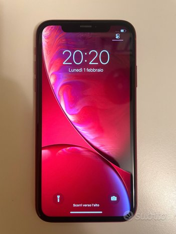 IPhone XR 128 GB product RED