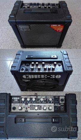 Amplificatore Roland Cube-30
