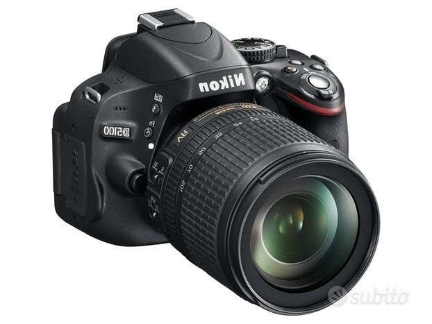 Nikon D5100 18-105 + 50 f/1.8 mm