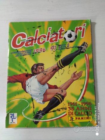 Album calciatori panini 96/97 figurine 1996/1997