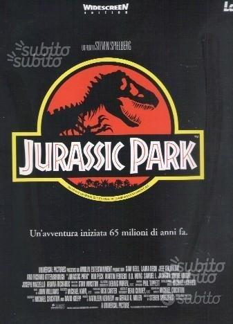 Laserdisc film Jurassic Park, 1994