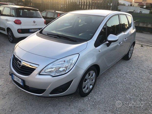 Opel Meriva 1.3 Mjt Perfetta Nord 2010