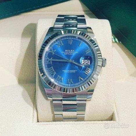 Rolex Datejust 41mm ref. 126334