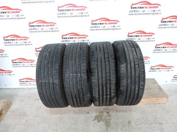 Gomme continental 225 60 17