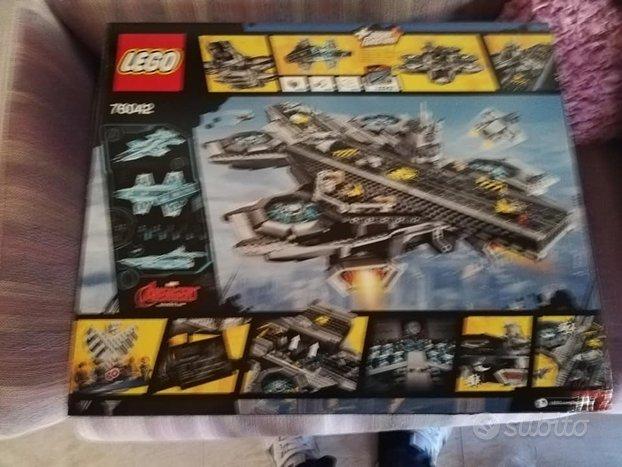 Lego 76042 Helicarrier Marvel Avengers
