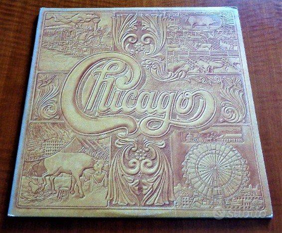 Album originale dei Chicago