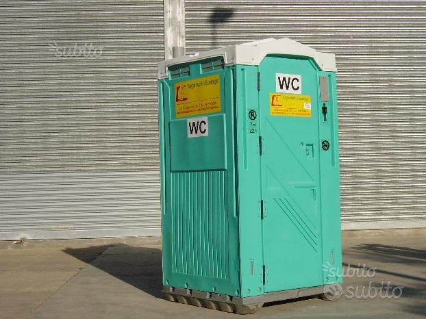 Bagno chimico ecologico wc gabinetto
