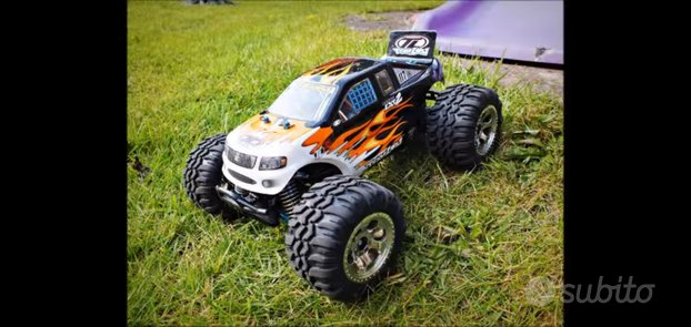 Team Losi 1/18 mini lst2 Rc radiocomandata