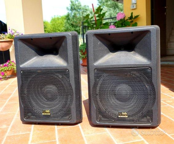 Casse attive Audio Design PA Series RMS Pwr 180W
