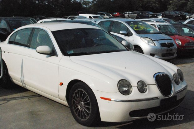Ricambi jaguar s-type 2004 restyling