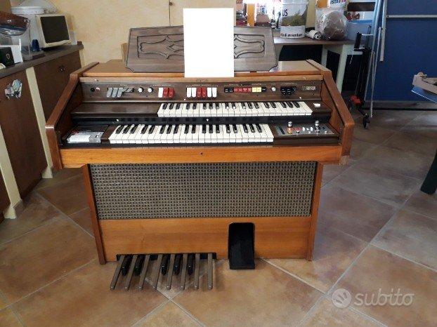 Organo elettronico FARFISA 250S - anno 1976