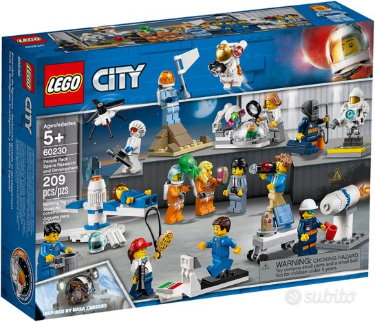Lego City Space Research and Development (60230)