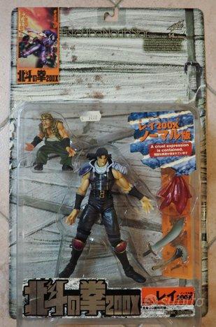Action figure di Rei serie 200X (Ken il Guerriero)