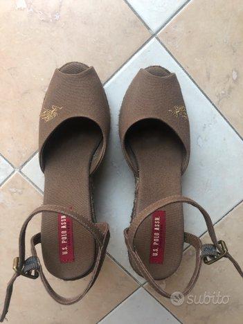 Polo Ralph Lauren sandali donna originali